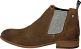Sneaky Steve - Lankin Taupe Suede