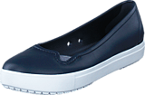 Crocs - CitiLane Flat W Navy/White