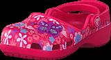 Crocs - Crocs Karin Butterfly Clog K Rasberry