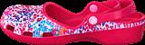 Crocs - Crocs Karin Floral Clog W Rasberry