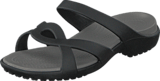 Crocs - Meleen Twist Sandal Black/Smoke