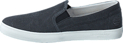 Timberland - Newport Bay Canvas Plain Black Canvas