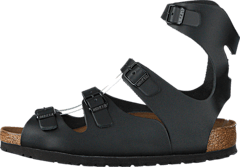 Birkenstock - Athen Regular Smooth Leather Black