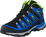 Salomon - X-Ultra Mid Gtx J Black/Bl/Gr