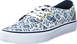 DC Shoes - Dc Trase Sp J Shoe Blue Print