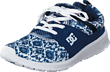 DC Shoes - Dc Heathrow Se J Shoe Blue Prt