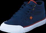 DC Shoes - Dc Evan Smith Hi M Shoe Navy/Gold