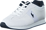 Ralph Lauren Junior - Duma White W White / Navy