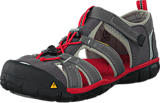 Keen - Seacamp Ii Cnx-Jr Magnet/Racing Red