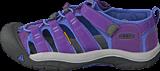 Keen - Newport H2-Jr Purple Heart/Periwinkle