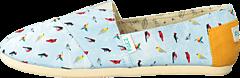 Paez - Eva Multicolor (Birds)