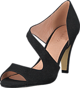Bianco - Cross Over Pump Black