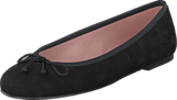 Pretty Ballerinas - 35629 Suede Black