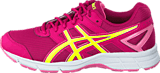 Asics - GEL-GALAXY 8 GS Berry/Flash Yellow/Flamingo