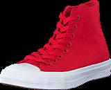 Converse - Chuck Taylor All Star 2 Hi Red