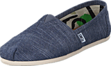 Toms - Wmn's Seasonal Classics Blue Chambray