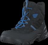 Ecco - 721233 Snowboarder Black/Black/Cobalt