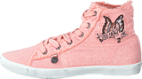 Odd Molly - Butterfly High Sneaker Milky Pink