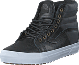 Vans - SK8-Hi 46 MTE (Pebble Leather) black