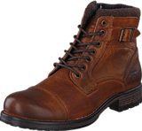 Mustang - 4865506 Men's Ancle Boot Chestnut