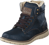 Mustang - 4107602 Men's Boot Navy
