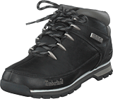 Timberland - Euro Sprint Hiker Black Full-Grain