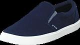 Crocs - CitiLane Slip-on Sneaker M Navy/White