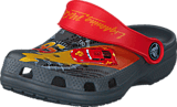 Crocs - Classic McQueen Clog K Charcoal/True Red