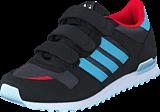 adidas Originals - Zx 700 Cf C Utility Black/Vapourblue/White
