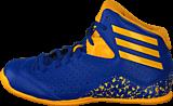 adidas Sport Performance - Nxt Lvl Spd Iv Nba Blue-Sld/Gold-Sld/Blue-Sld