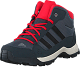 adidas Sport Performance - Hyperhiker K Onix/Core Black/Vivid Red S13