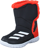 adidas Sport Performance - Lumilumi I Core Black/White/Bold Orange