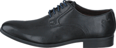 Clarks - Banfield Walk Black Leather