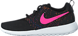 Nike - W Nike Roshe One Print Black/Digital Pink-Black