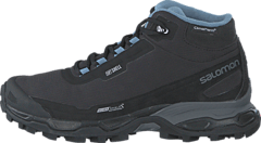 Salomon - Shelter Spikes CS WP W Bk/Bk/Windy