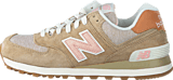 New Balance - WL574BCA NB-207 Brown/Orange