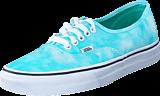 Vans - U Authentic (Tie Dye) Turqu 35