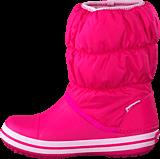 Crocs - WinterPuff Boot Kids Candy Pink