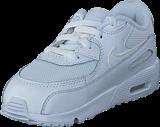Nike - Air Max 90 Mesh Bt White/White