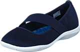 Crocs - Swiftwater Flat W Navy/White