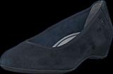Tamaris - 1-1-22421-28 806 Navy Suede