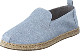 Toms - Decontructed Alpergata Drizzle Grey Slub Chambrey