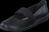 Clarks - Medora Ally Black Leather
