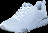 Polecat - 435-2410 Memory Foam Insock White