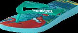 Havaianas - Kids Nemo E Dory Ice Blue