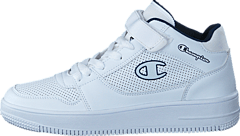 Champion - Mid Cut Shoe Rebound White