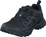 Viking - Anaconda IV Jr Black/Silver