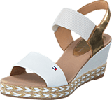 Tommy Hilfiger - Elba 33C2 901901 Whisper White/Gold