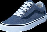 Vans - UA Old Skool chambray/blue