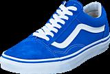 Vans - UA Old Skool imperial blue/true white